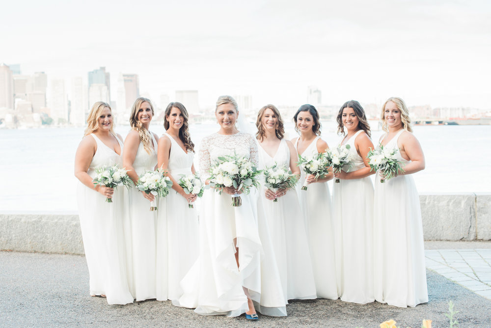 Boston Seaport Wedding