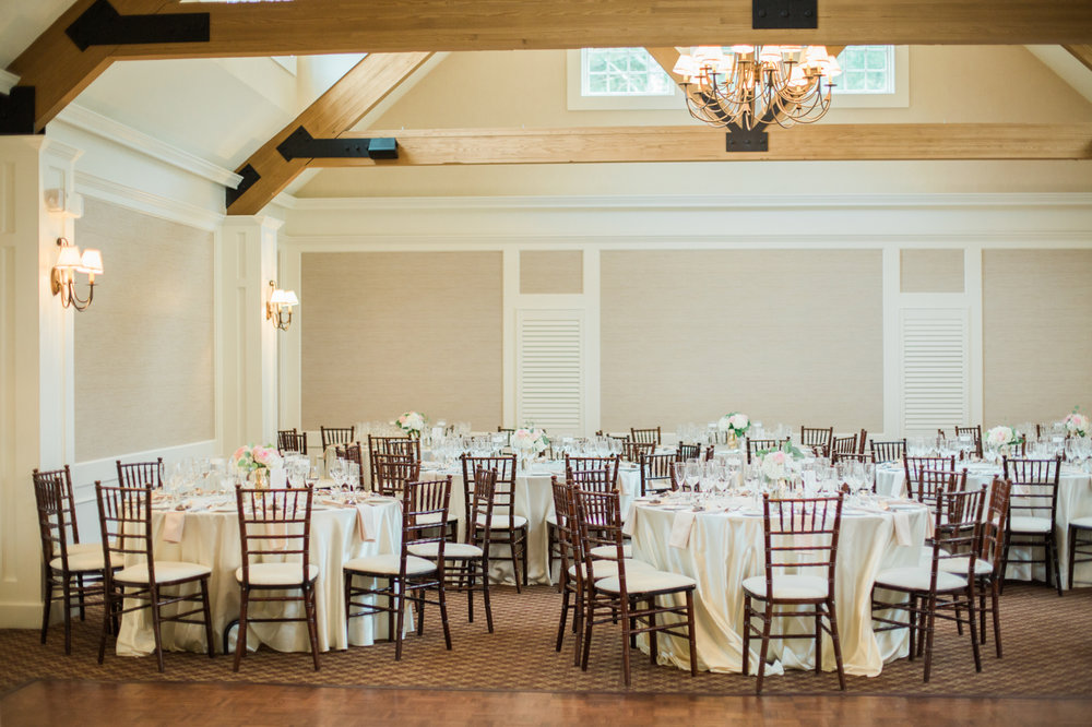 Massachusetts Country Club Wedding