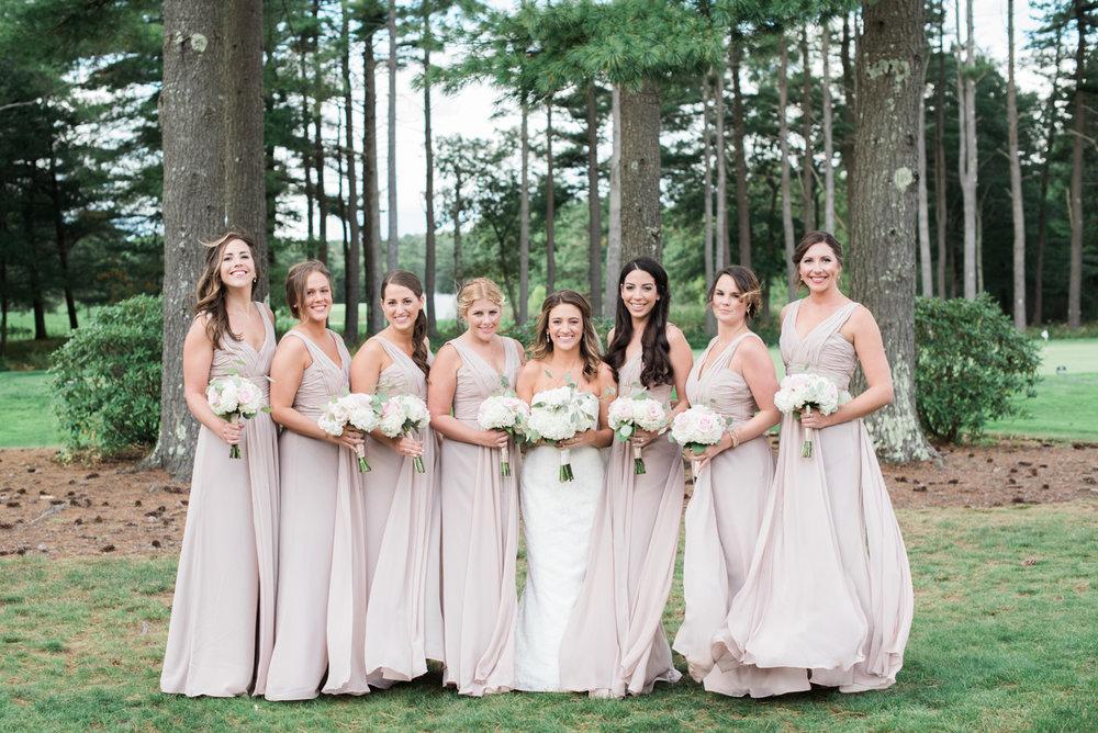 Country Club Wedding in Massachusetts