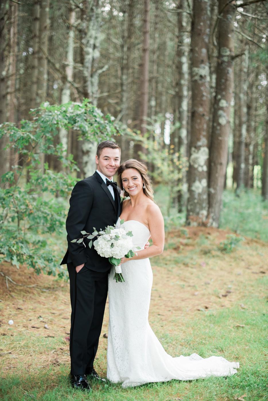 Classic Wedding Photography in Massachusetts