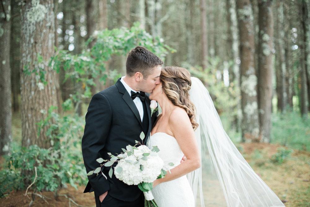 Bright Wedding Photography in western mass