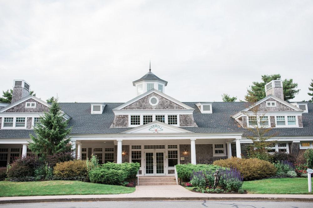 Pinehill Country Club Plymouth MA