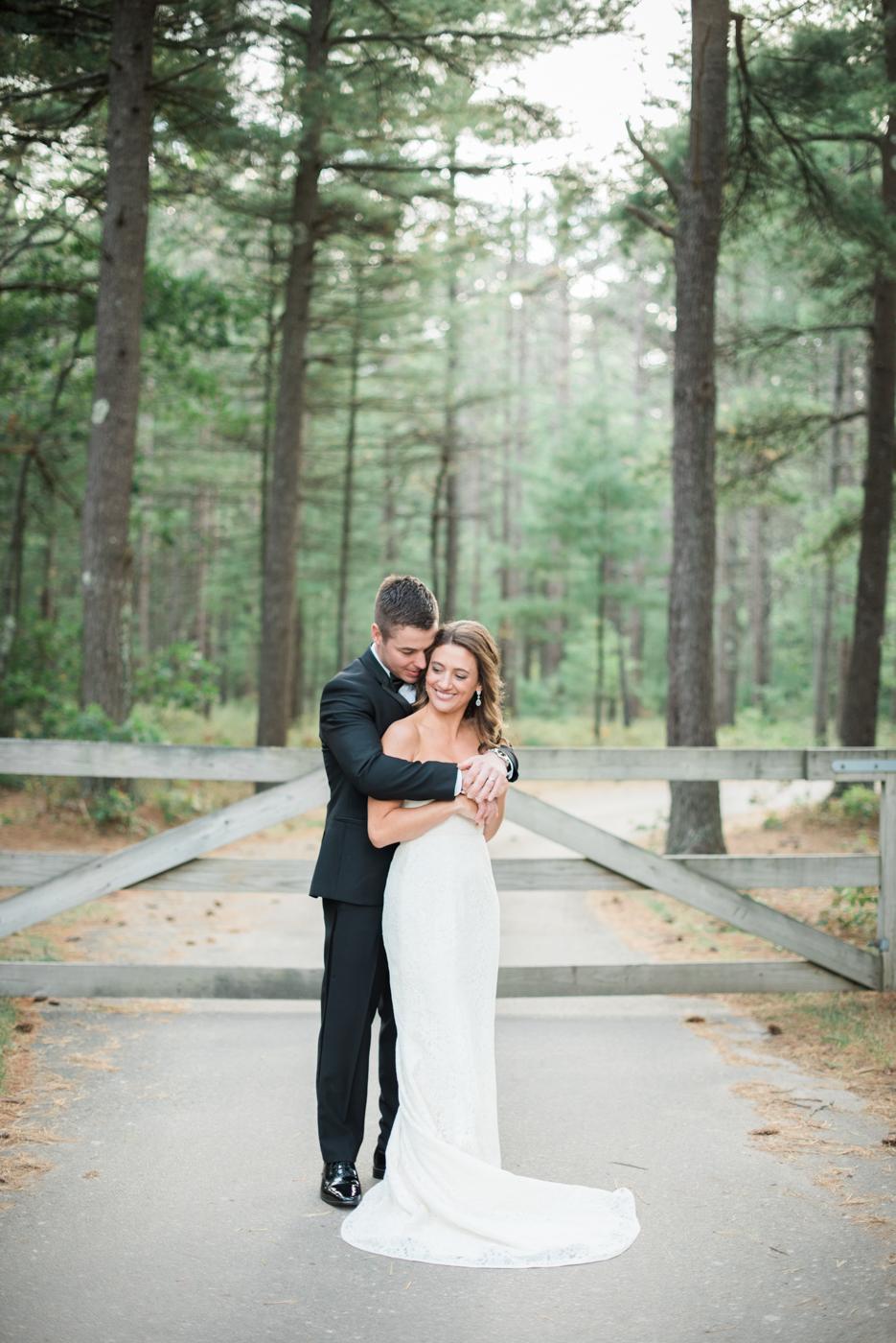 New England Fine Art wedding
