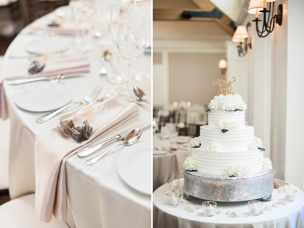 Blush and Cream Wedding