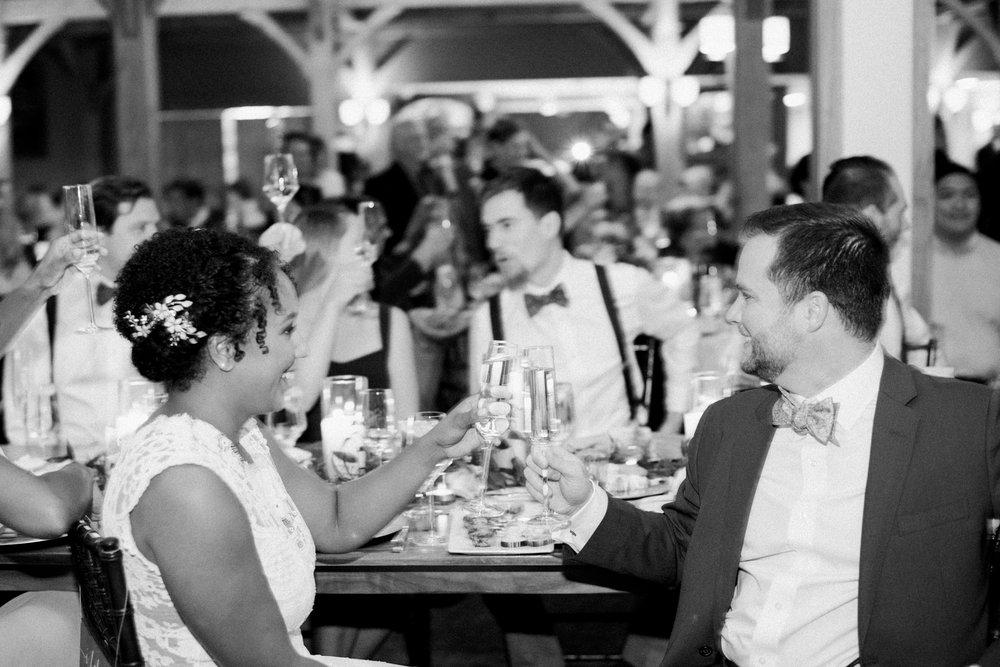 Wedding at Harrington Farm