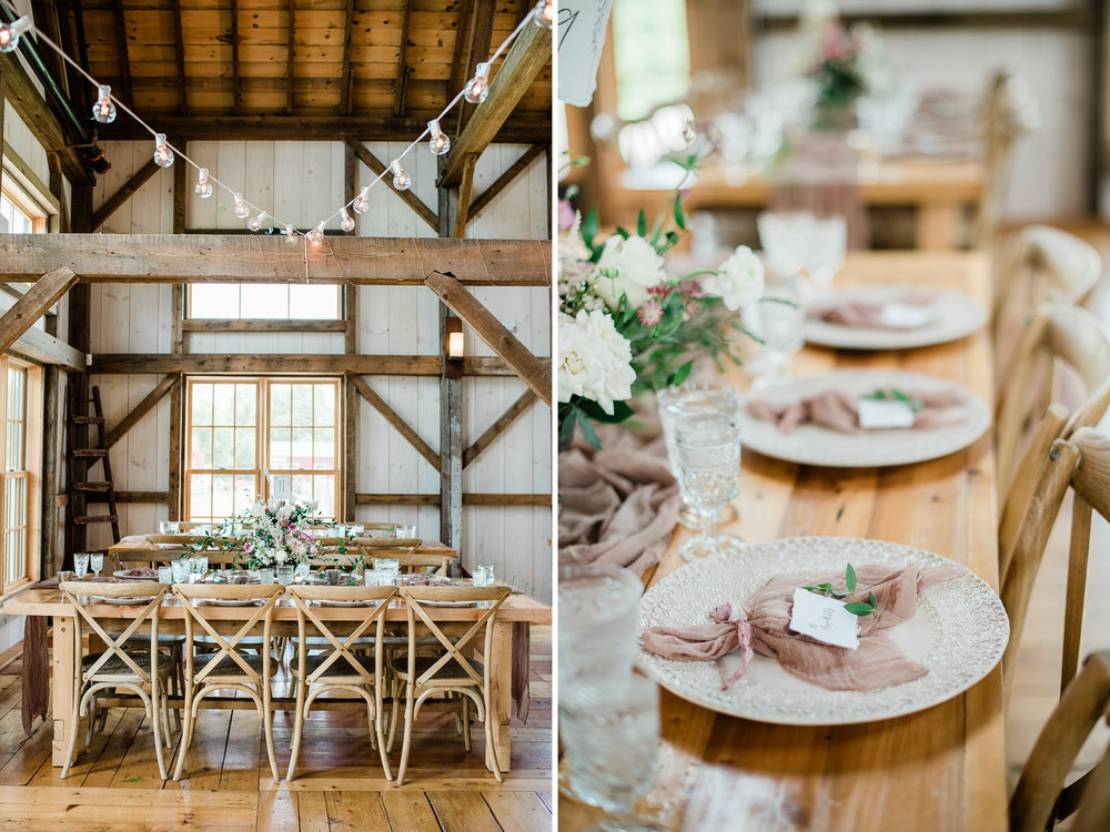 Elegant Farm Wedding Venue