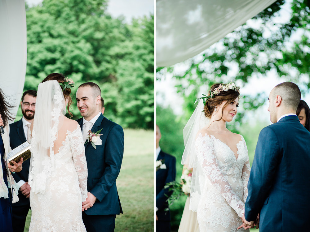 Farm Wedding in Western Massachusetts