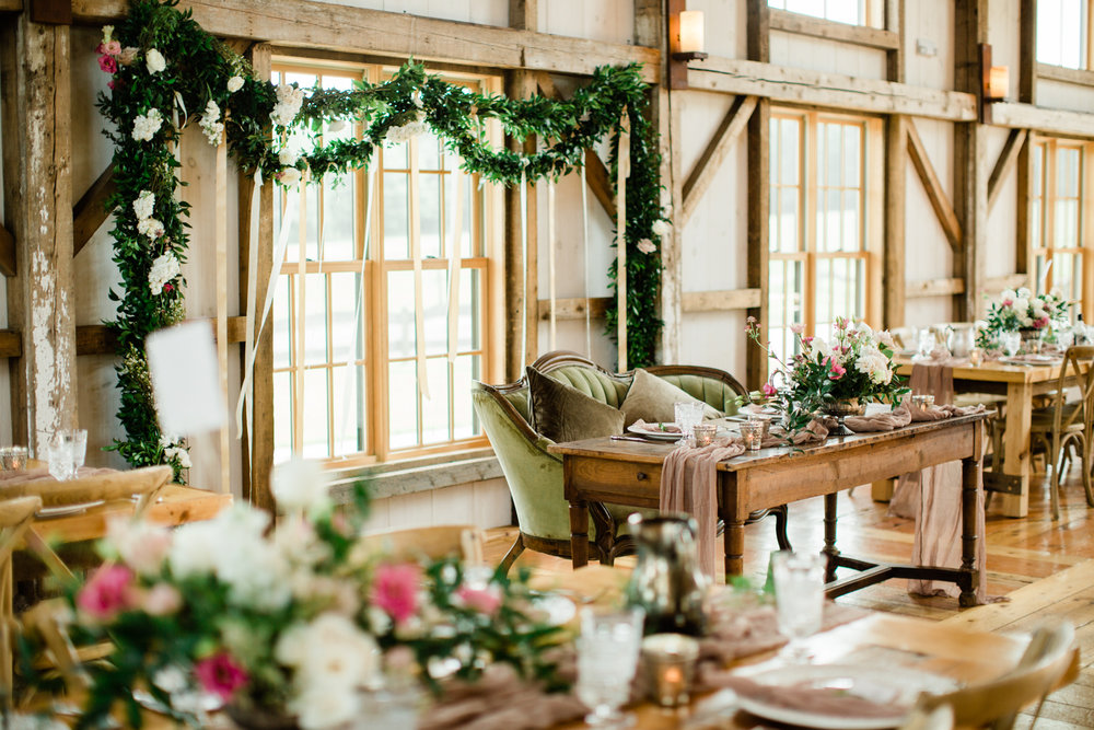 Elegant Rustic Wedding in Massachusetts