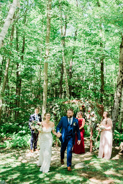 Intimate New England Wedding Photography