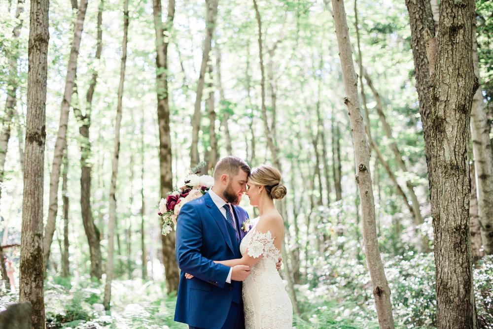 Fine Art Wedding in Stockbridge Massachusetts