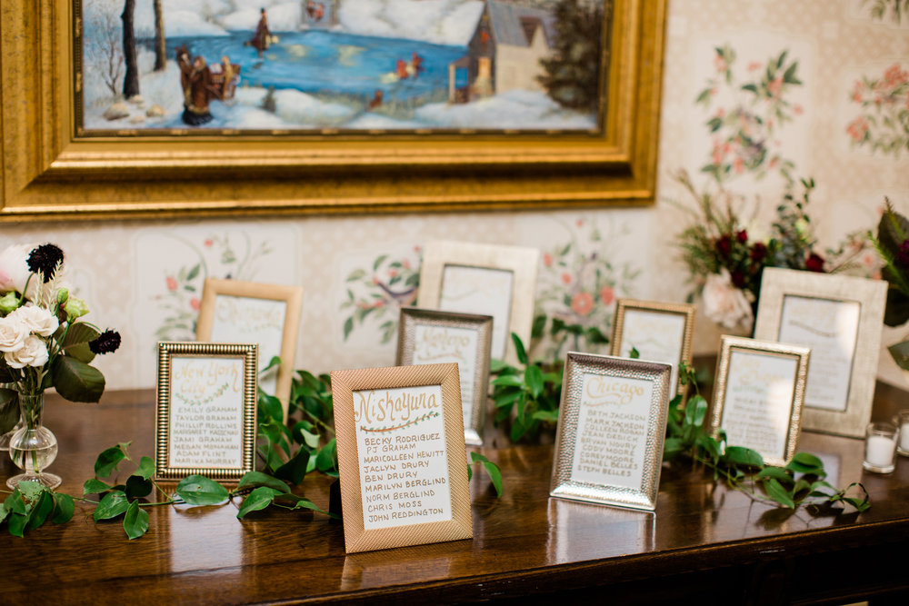 Red Lion Inn Wedding