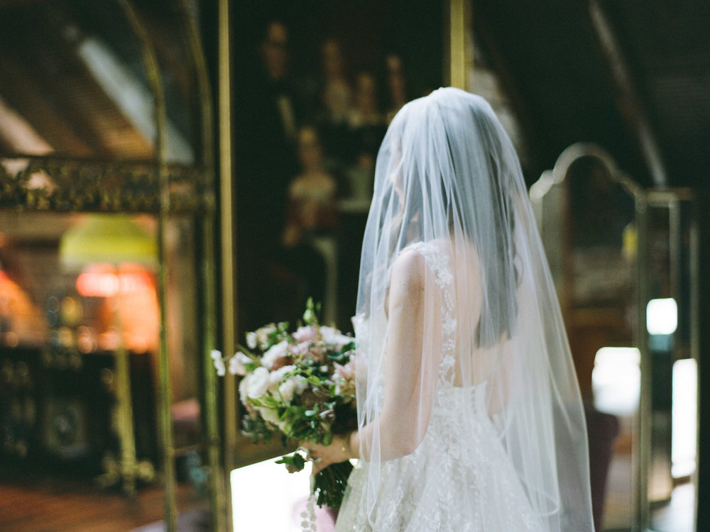 Romantic Wedding Photography in Western Mass