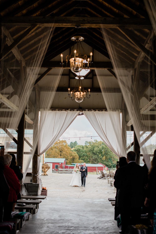 Autumn Weddings in New England