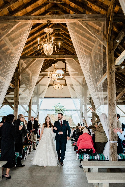 New England Rustic Farm Weddings