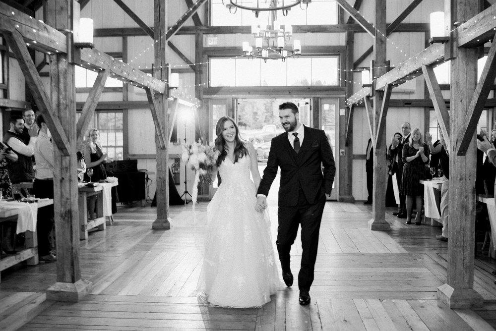 Elegant Barn Weddings in Massachusetts