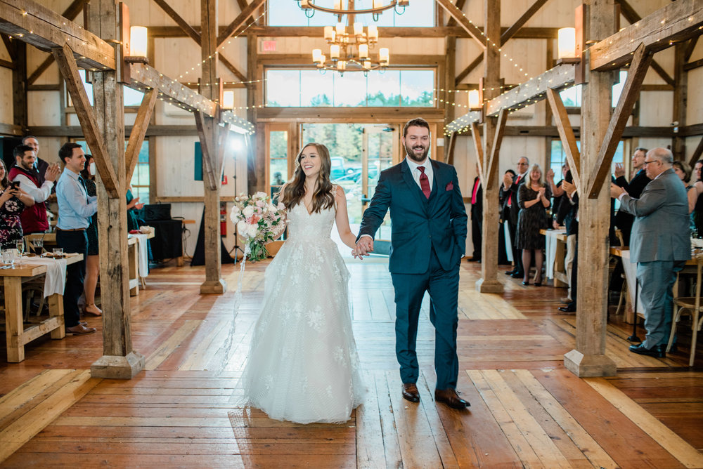 Farm Weddings in Massachusetts