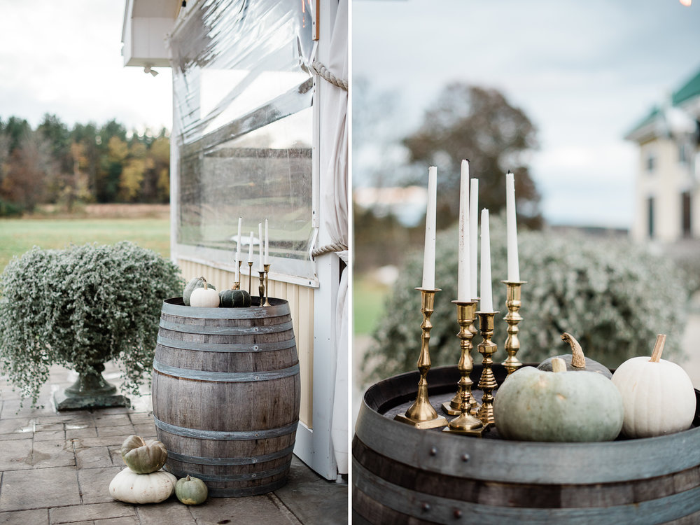 Elegant Autumn Wedding in Massachusetts