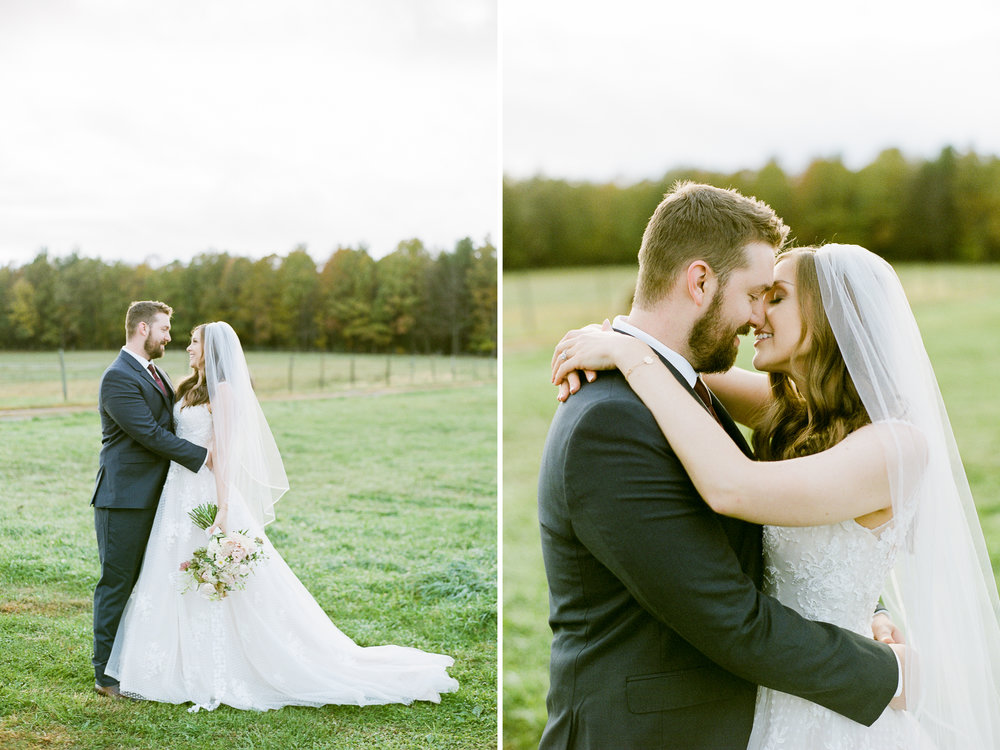 Backyard wedding photography in Amherst MA