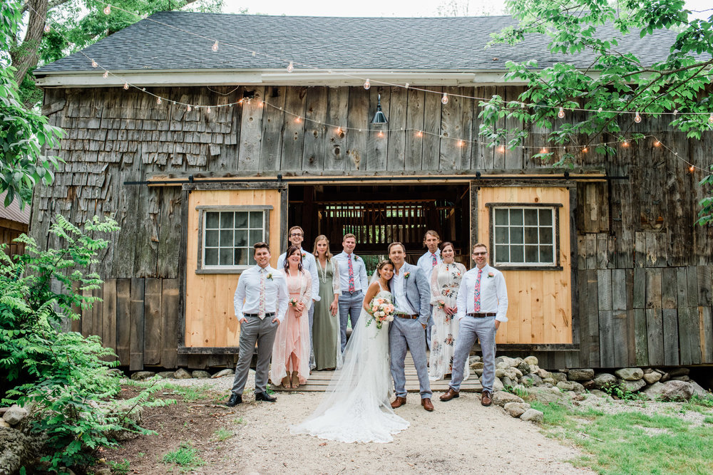 Wedding Photography in New England