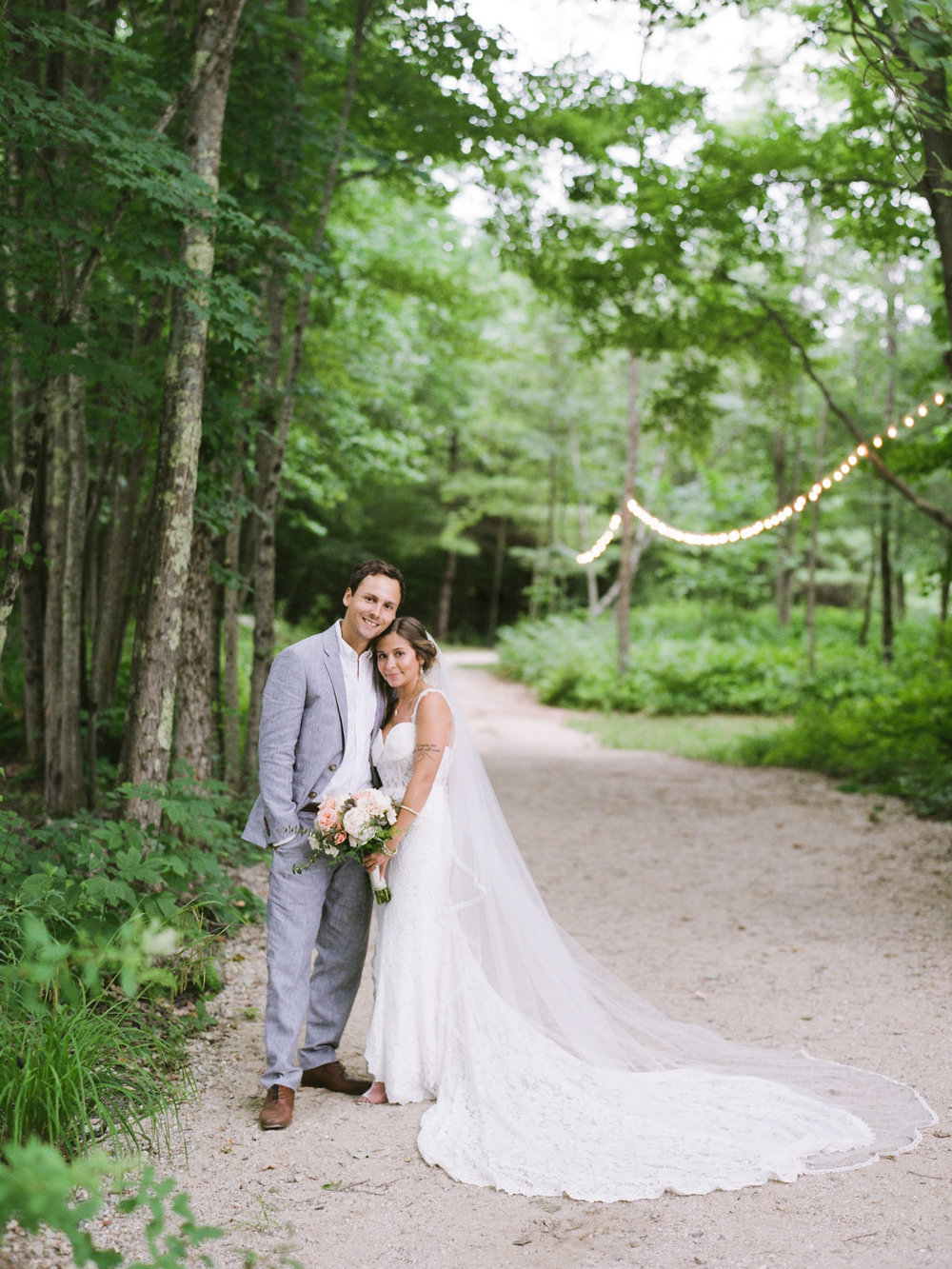 Light And Airy Wedding Photography in Western MA