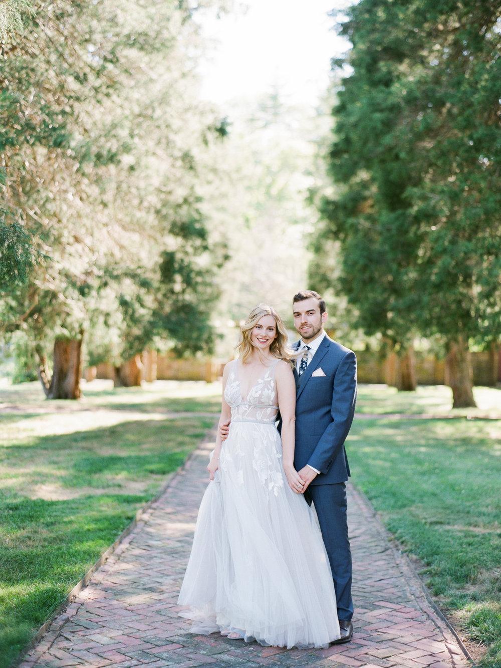 Lenox Estate Wedding in the Berkshires