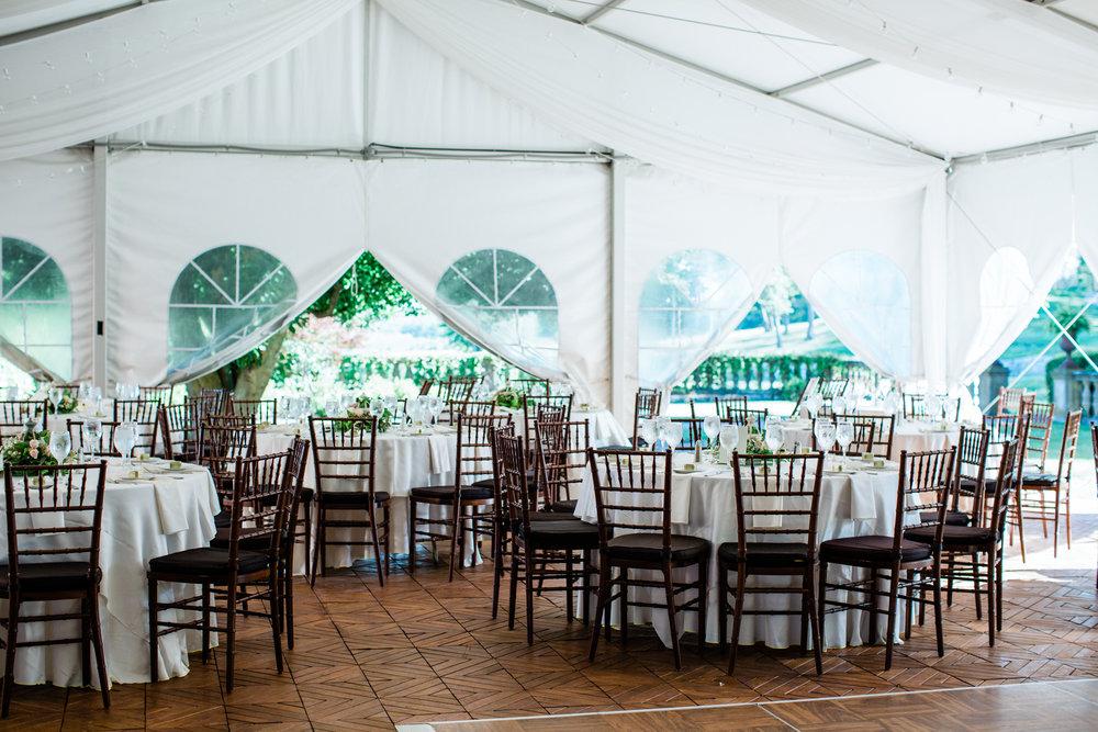 Tented Estate Wedding in Massachusetts