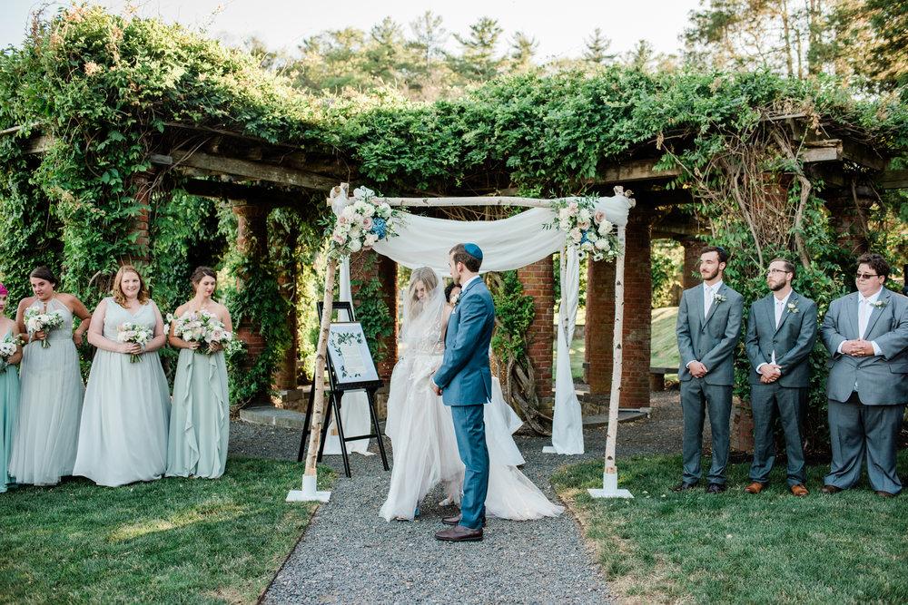 Boston Wedding Day
