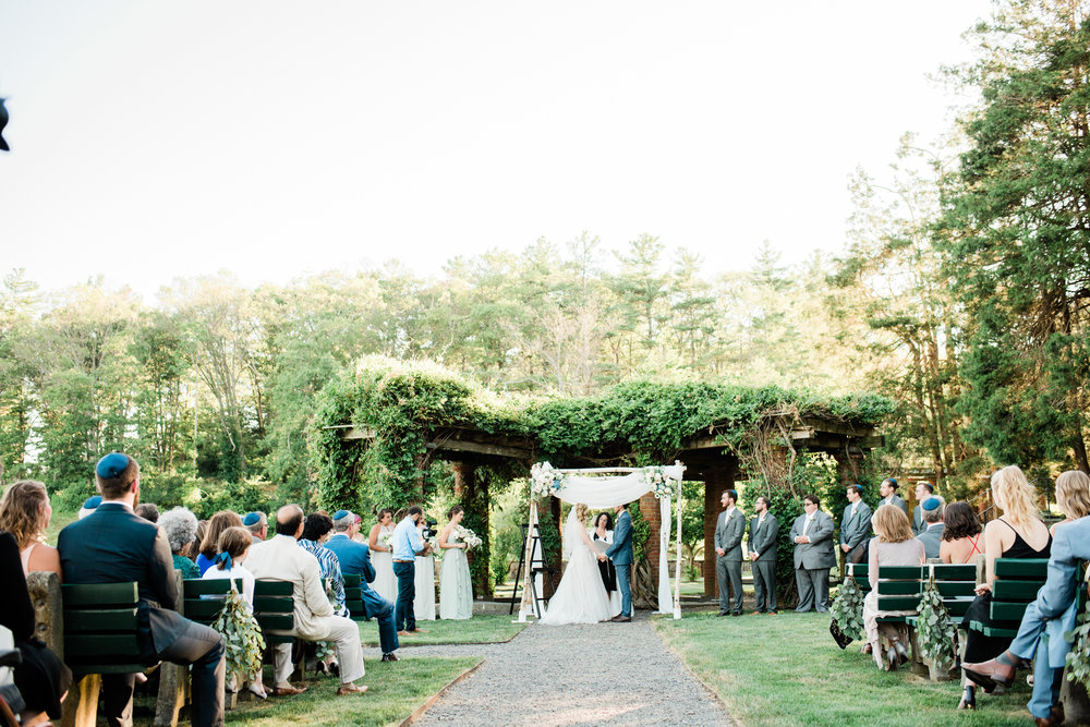 Fine Art Wedding in New England