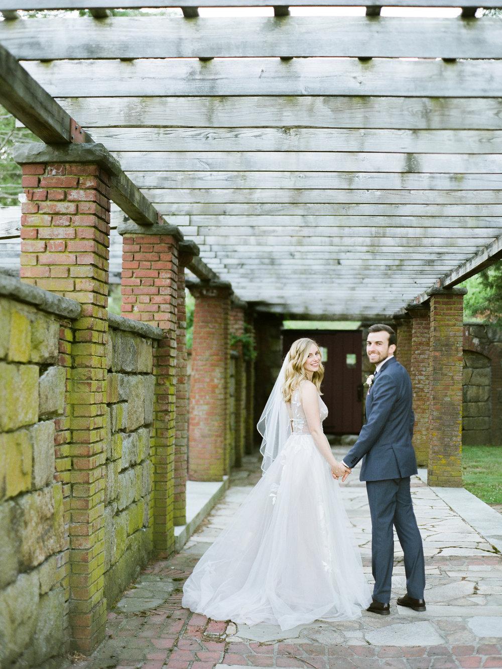 Film Wedding Photographer in Western MA