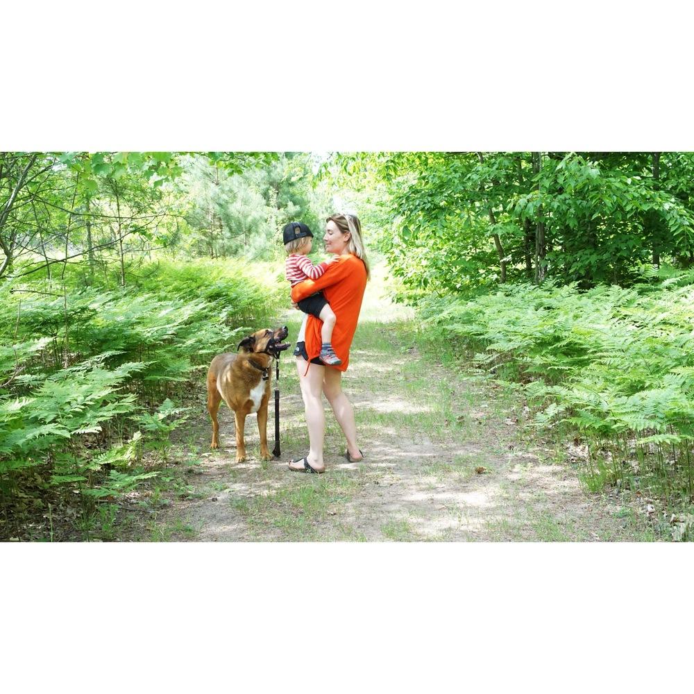 Trail moments