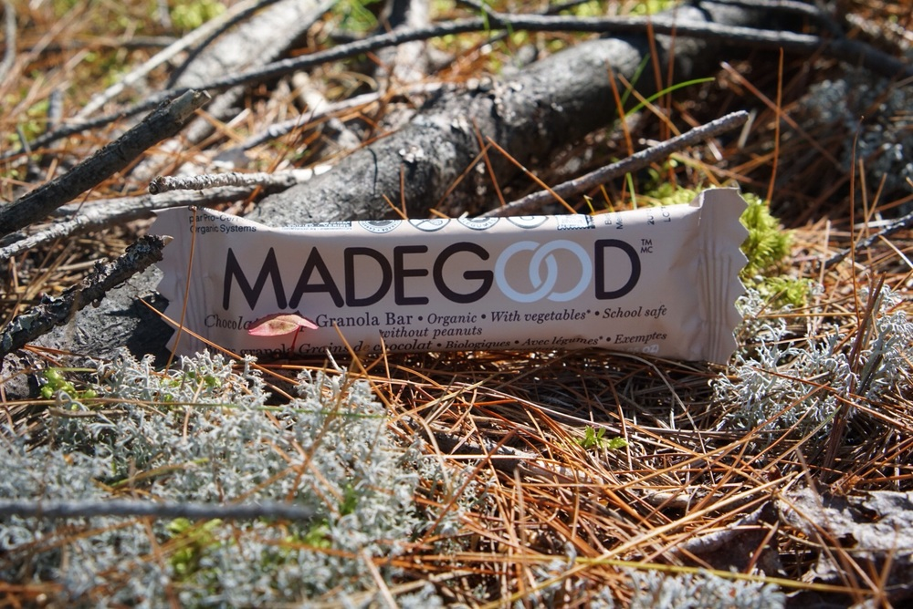 More snack favourites...MadeGood Bars!