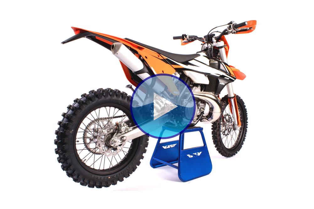 Video review of the stock Xplor suspension