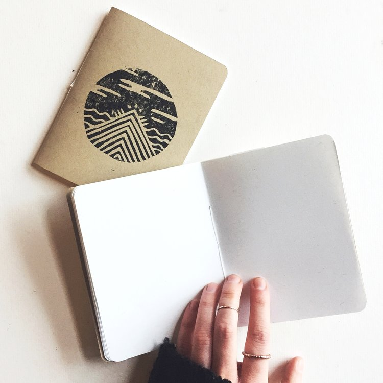 Land & She Pocket Journals