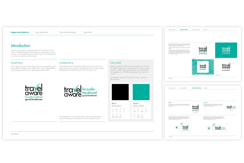 FCO TravelAware – Brand Guidelines