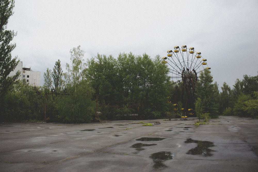 Pripyat playground