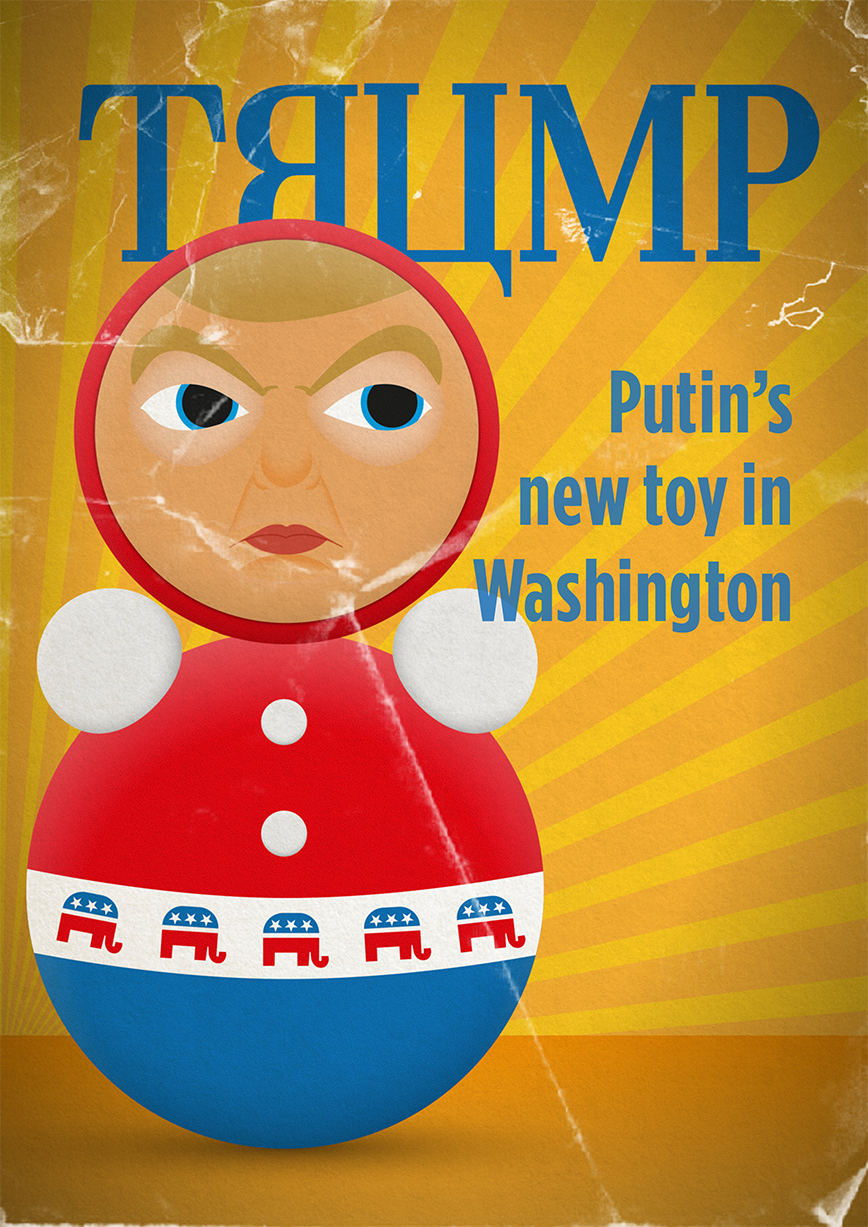Putin's new toy in Washington