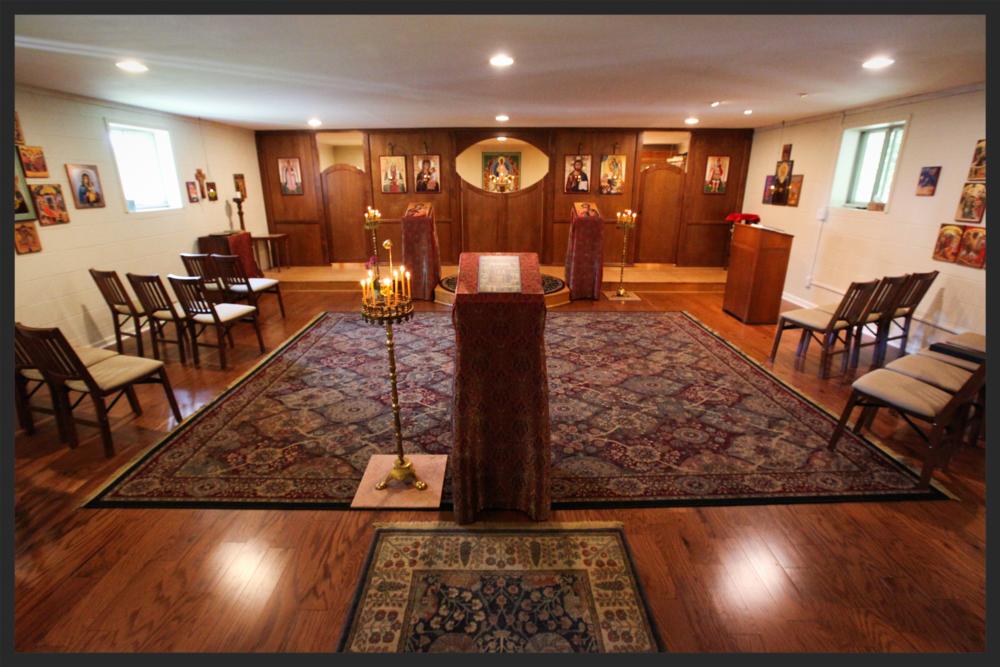 St. Tikhon Mission-Interior