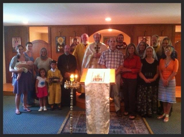 St. Tikhon Parish Family 2012