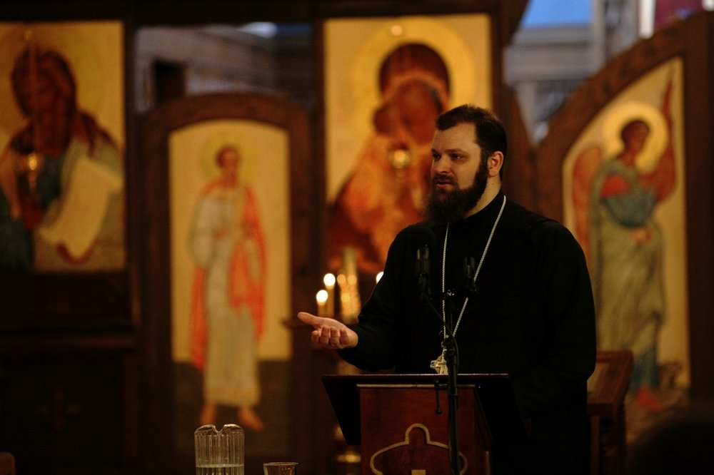 Q & A WITH FR. ANDREW STEPHEN DAMICK -