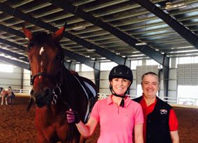Centered Riding Instructor update w/ Susan Harris