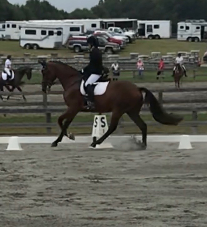 Dufus at 1st show