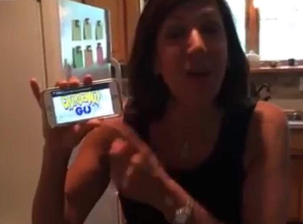 Parodie voor volwassenen: Chardonnay Go> http://youtu.be/fldN-0Ndlv8