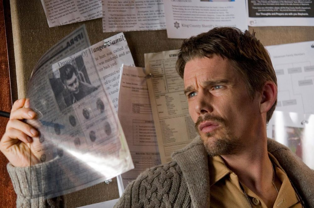 Ethan Hawke in Sinister