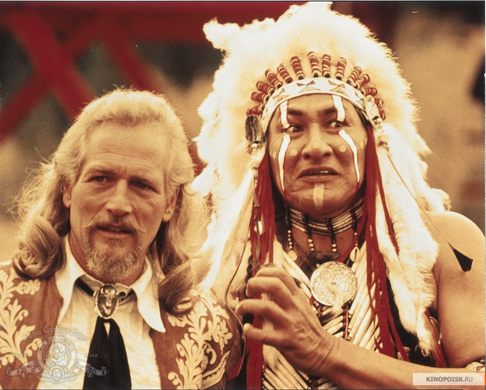 Buffalo Bill and the Indians, or Sitting Bull's History Lesson (1976)