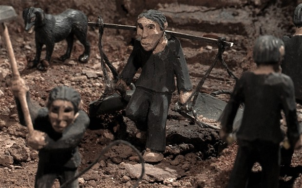 Miniature clay figurines provide a path to memorialization in Rithy Panh's The Missing Picture
