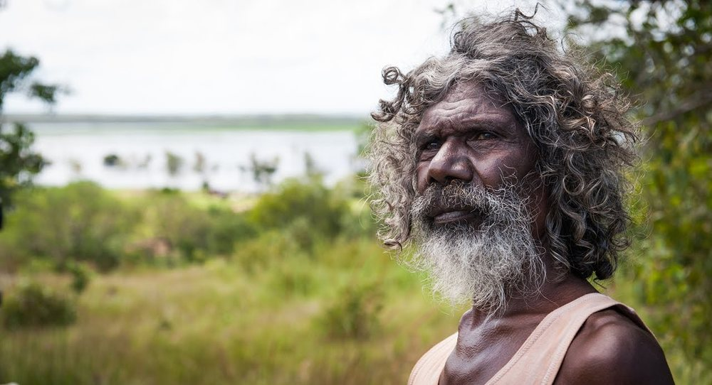 Famed Australian aboriginal actor David Gulpilil reunites with director Rolf de Heer in  Charlie's Country