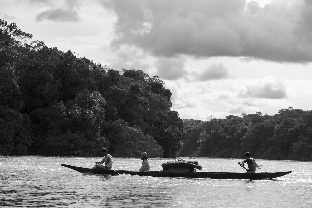 "Embrace of the Serpent  illustrates ""an Amazonian way of thinking."""