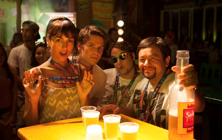 It's party time in Fernando Lebrija's spring-break comedy   GUATDEFOC.