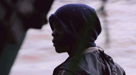 Everson's short film, BZV, was shot in Brazzaville, Congo