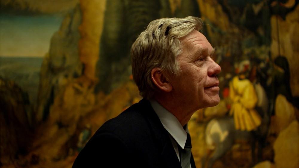 Robert Sommer in Jem Cohen's  Museum Hours
